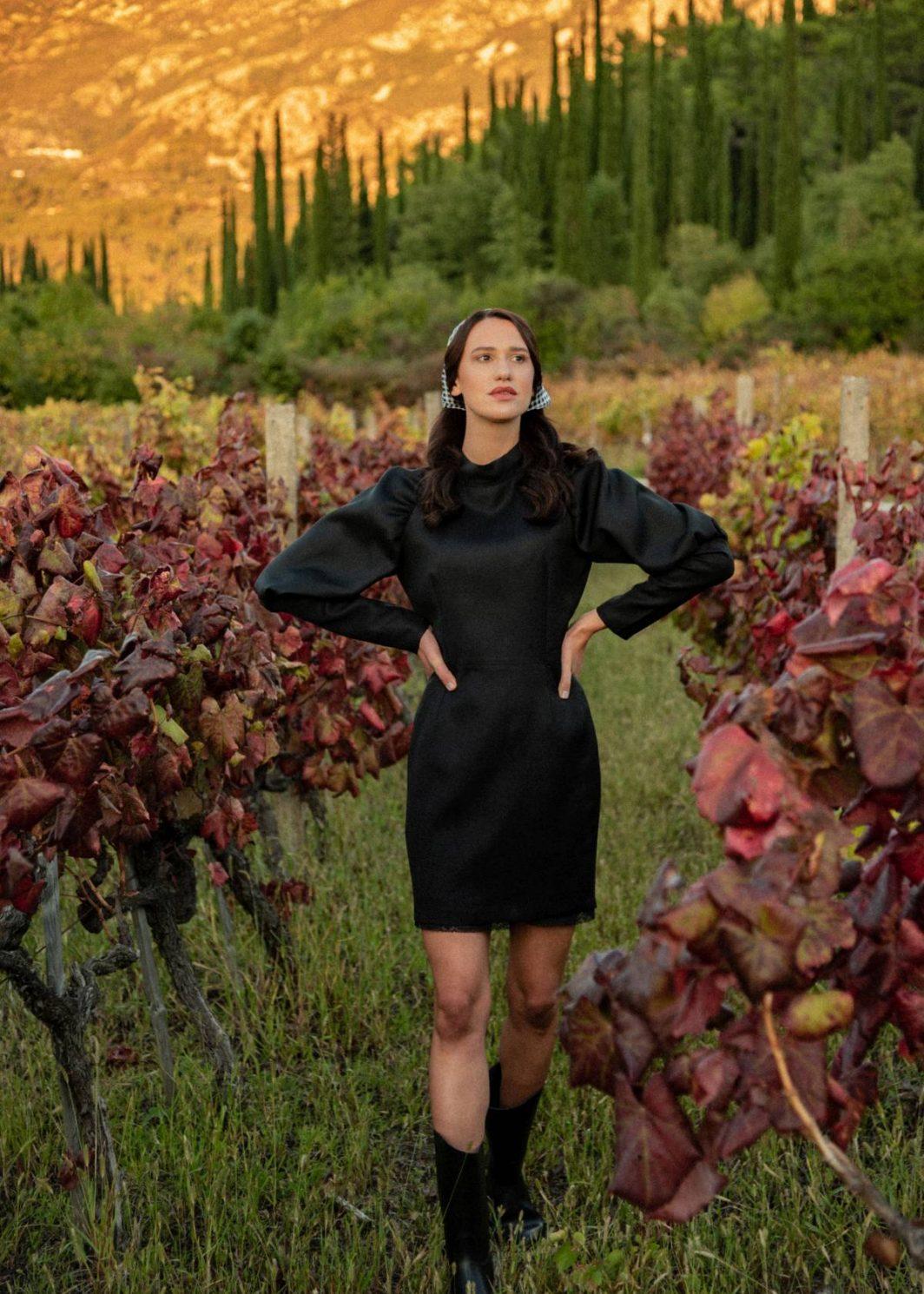 haljina sara anamarija asanovic